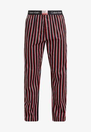 VALENTINE'S DAY SLEEP PANT - Pyžamový spodní díl - black