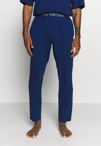 Calvin Klein Underwear - CK ONE SLEEP PANT - Pyjamabroek - blue - 0