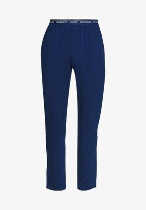 CK ONE SLEEP PANT - Pyjama bottoms - blue