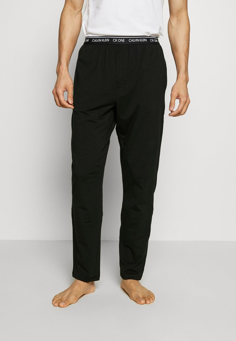 Calvin Klein Underwear - CK ONE SLEEP PANT - Pyjamabroek - black