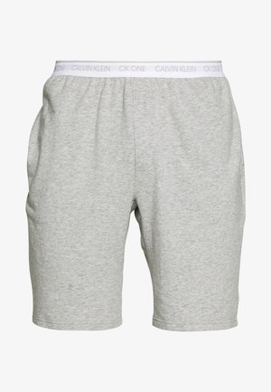 CK ONE SLEEP SHORT - Pantalón de pijama - grey