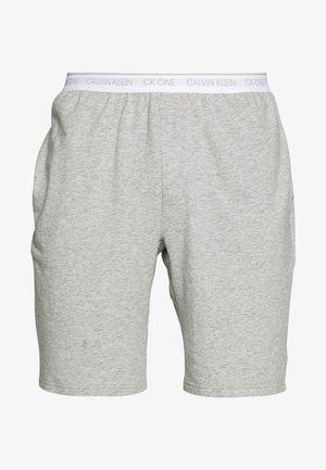 CK ONE SLEEP SHORT - Pyjama bottoms - grey