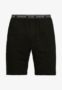 Calvin Klein Underwear - CK ONE SLEEP SHORT - Pyjama bottoms - black - 4