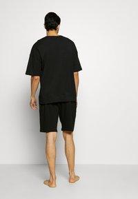 Calvin Klein Underwear - CK ONE SLEEP SHORT - Pyjama bottoms - black - 2