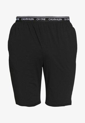 ONE SLEEP - Pantalón de pijama - black