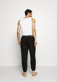 Calvin Klein Underwear - CK ONE JOGGER - Pyjama bottoms - black - 2