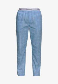 Calvin Klein Underwear - SLEEP PANT - Pantalón de pijama - blue - 3