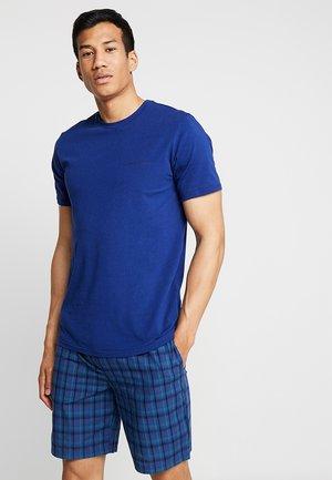 SHORT CREW SET - Pijama - blue
