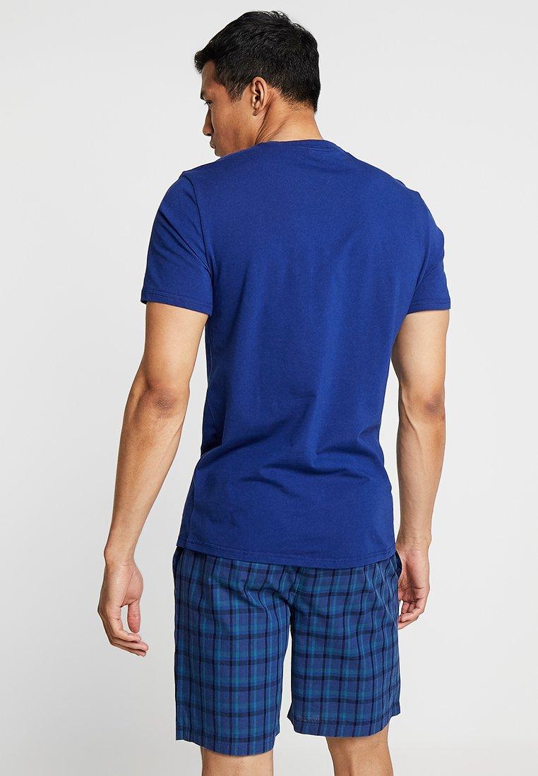 Blue Klein Short SetPyjama Calvin Underwear Crew f6b7gy