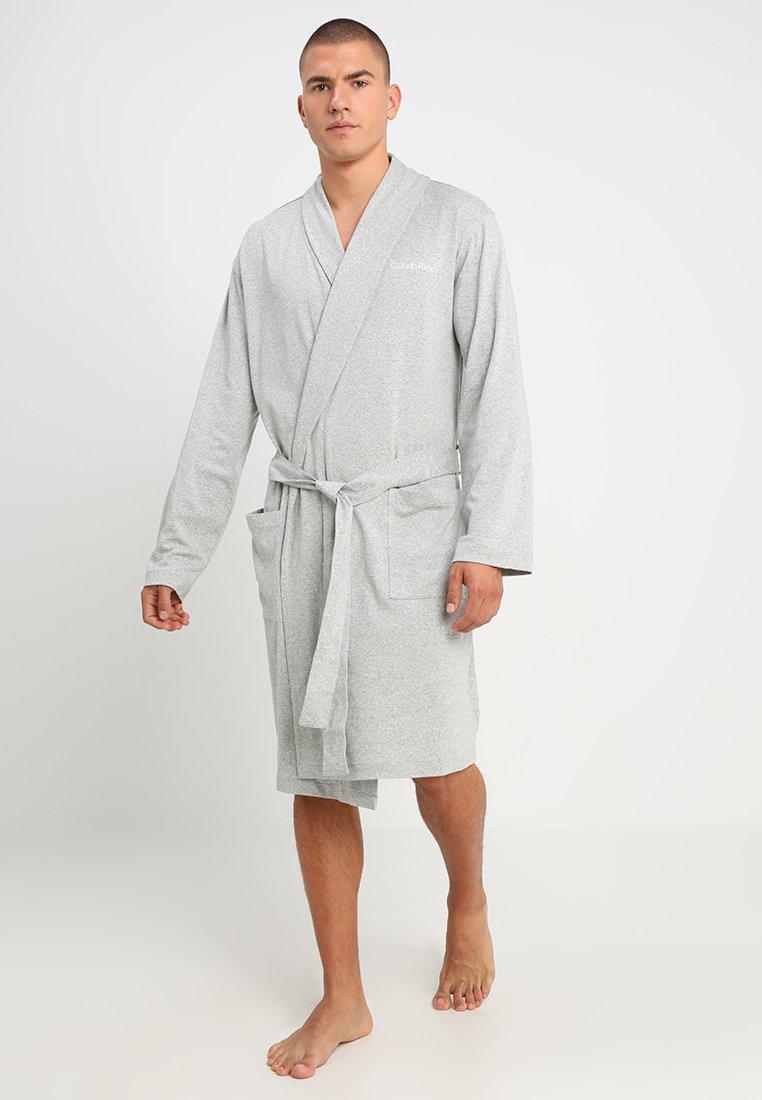 Calvin Klein Underwear - ROBE - Badekåpe - grey