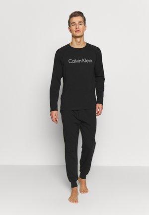 PANT SET - Pyjama - black