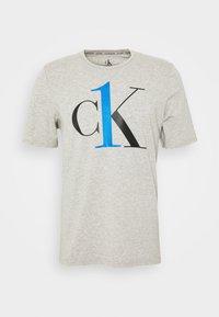 Calvin Klein Underwear - CREW NECK   - Pyjamashirt - grey - 3