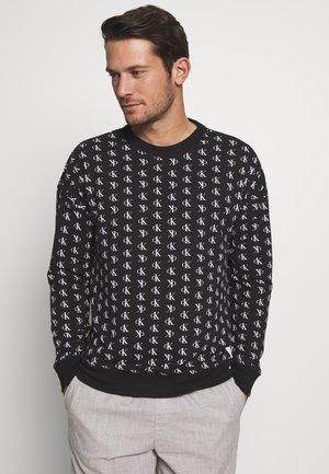 CK ONE - Camiseta de pijama - black