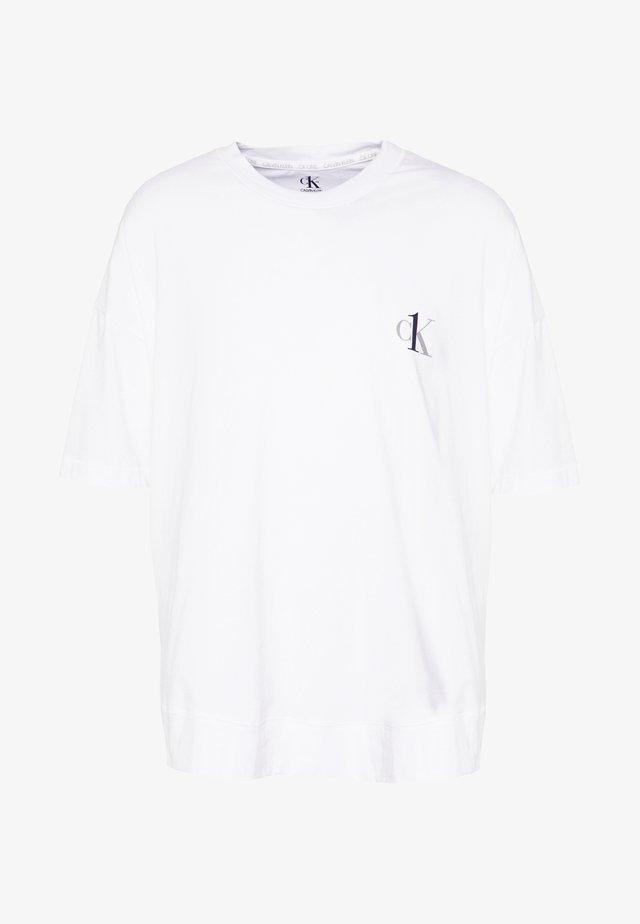 ONE CREW NECK - Maglia del pigiama - white