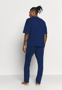 Calvin Klein Underwear - CK ONE CREW NECK - Camiseta de pijama - blue - 2