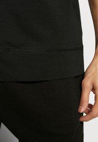 Calvin Klein Underwear - CK ONE CREW NECK - Pyjamashirt - black - 3
