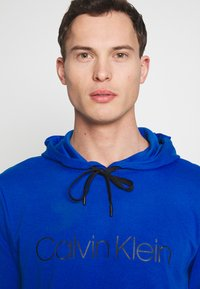 Calvin Klein Underwear - HOODIE - Camiseta de pijama - blue - 3
