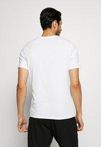 Calvin Klein Underwear - CK ONE CREW NECK 2 PACK - Hemd - white - 3