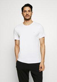 Calvin Klein Underwear - CK ONE CREW NECK 2 PACK - Hemd - white - 2