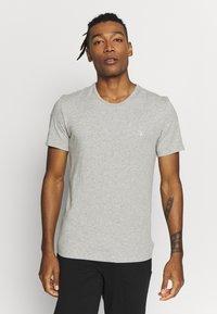 Calvin Klein Underwear - CK ONE CREW NECK 2 PACK - Hemd - black - 1