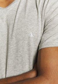 Calvin Klein Underwear - CK ONE CREW NECK 2 PACK - Hemd - black - 5