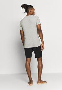 Calvin Klein Underwear - CK ONE CREW NECK 2 PACK - Hemd - black - 3