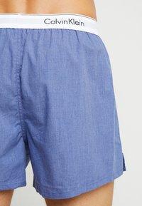 Calvin Klein Underwear - SLIM FIT 2 PACK - Boxer - blue - 2