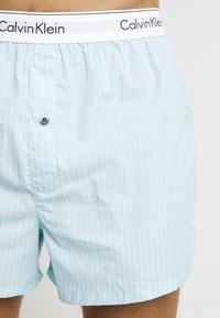 Calvin Klein Underwear - SLIM FIT 2 PACK - Boxer - blue - 4