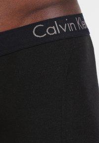 Calvin Klein Underwear - TRUNK - Culotte - black - 3