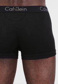 Calvin Klein Underwear - TRUNK - Culotte - black - 2