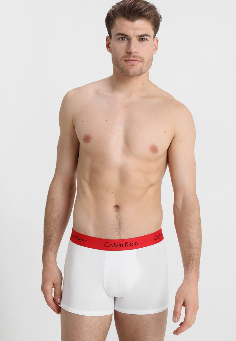 Underwear Calvin Klein White Trunk 2 PackShorty rCWoxeBQd