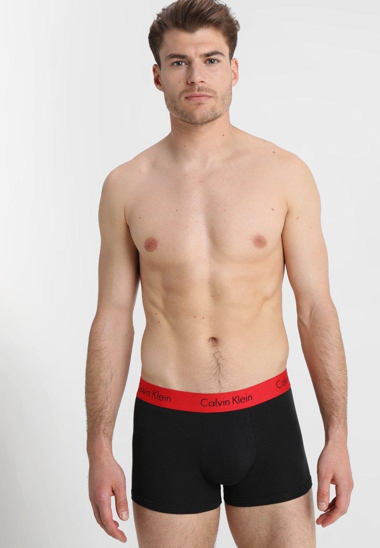 Calvin Klein Underwear - TRUNK 2 PACK - Onderbroeken - black