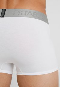 Calvin Klein Underwear - TRUNK - Shorty - white - 2