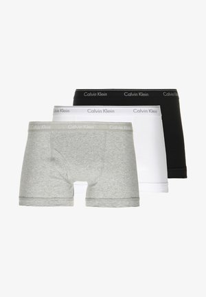 TRUNK 3 PACK - Culotte - black/grey/white