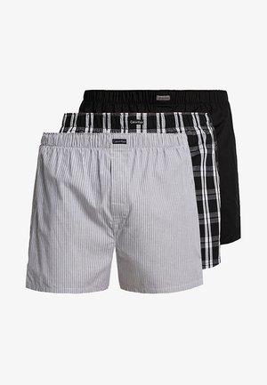 3 PACK - Boxershorts - black