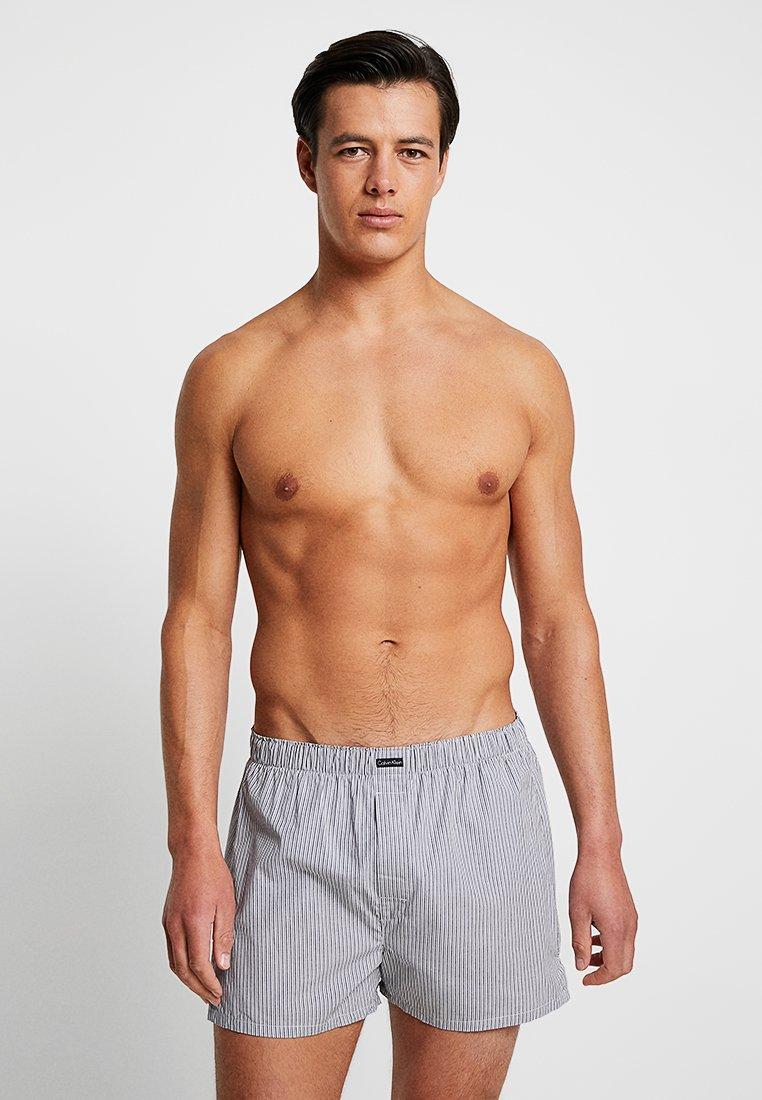Calvin Klein Underwear - 3 PACK - Boxer - black