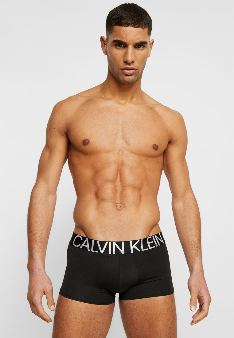 Rise TrunkShorty Calvin Underwear Low Klein Black 354AjcqRLS