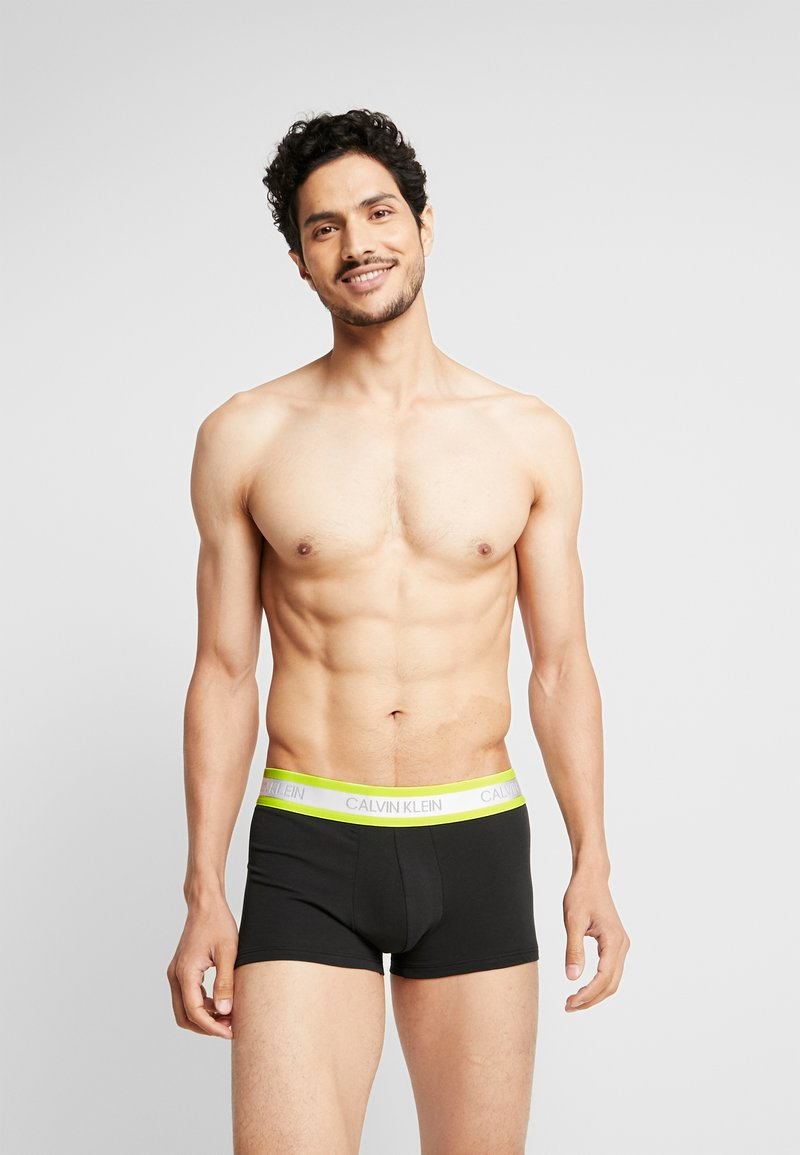 Calvin Klein Underwear - TRUNK - Panty - black