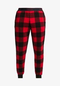 Calvin Klein Underwear - Pyjamahousut/-shortsit - red - 3