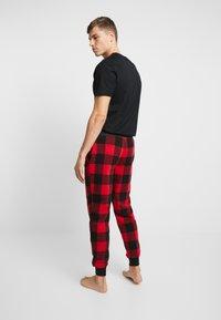 Calvin Klein Underwear - Pyjamahousut/-shortsit - red - 2