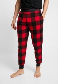Calvin Klein Underwear - Pyjamahousut/-shortsit - red - 0