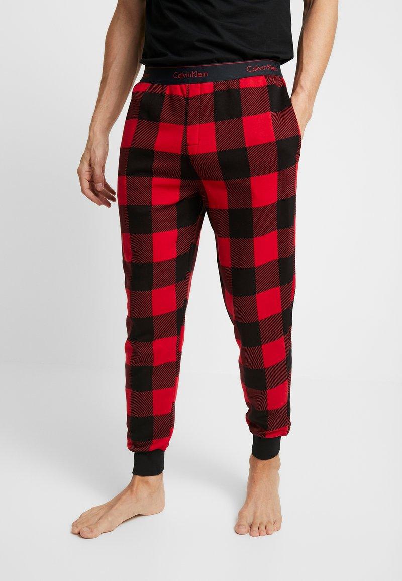 Calvin Klein Underwear - Pyjamahousut/-shortsit - red