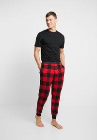 Calvin Klein Underwear - Pyjamahousut/-shortsit - red - 1