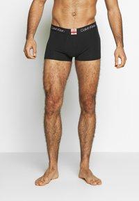 Calvin Klein Underwear - VALENTINE'S DAY TRUNK - Culotte - black - 1