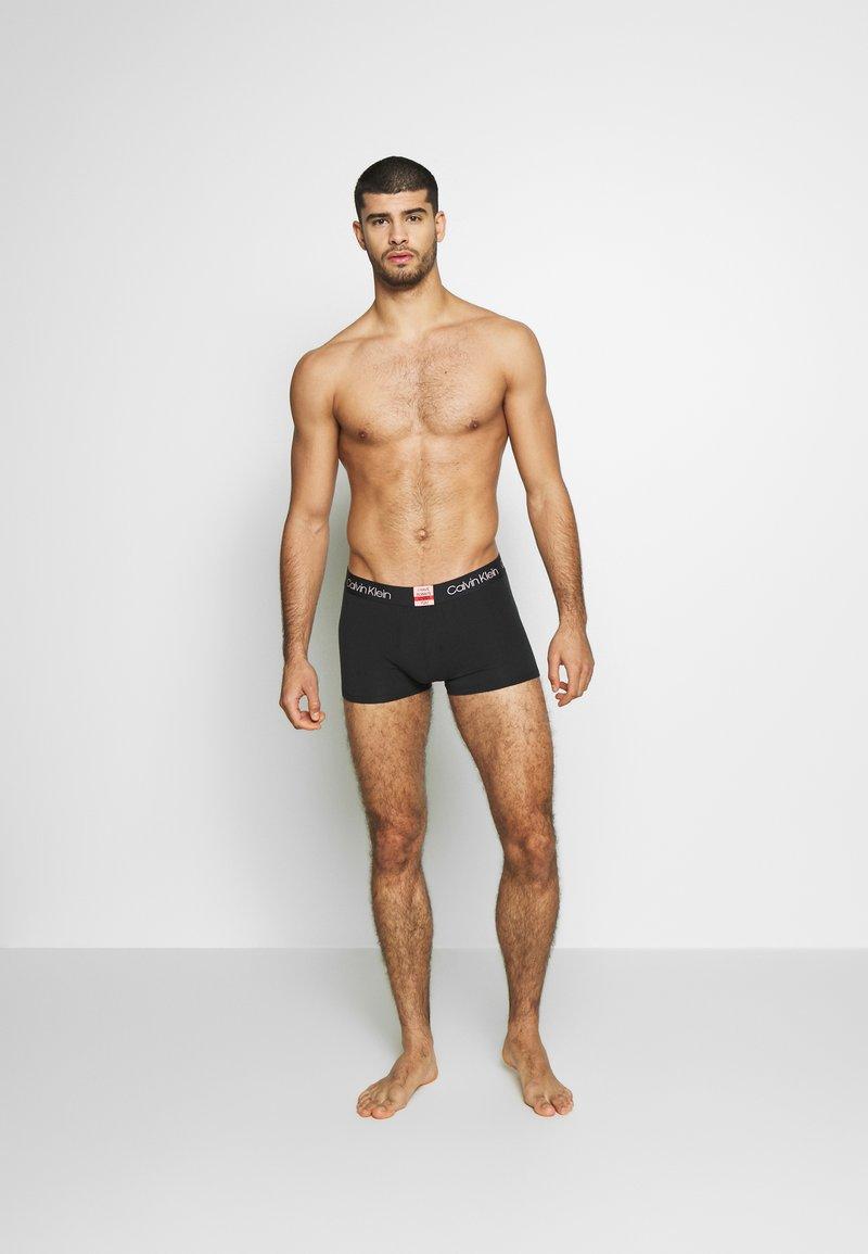 Calvin Klein Underwear - VALENTINE'S DAY TRUNK - Culotte - black