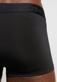 Calvin Klein Underwear - LOW RISE TRUNK - Culotte - black - 2