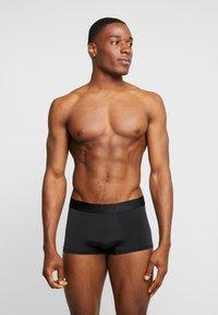 Calvin Klein Underwear - LOW RISE TRUNK - Culotte - black - 0