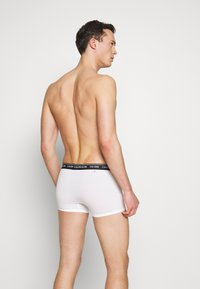 Calvin Klein Underwear - TRUNK 2 PACK - Shorty - white - 1
