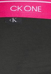 Calvin Klein Underwear - HIP BRIEF 7 PACK - Slip - black - 9