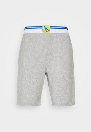 SLEEP SHORT - Pyjamabroek - grey